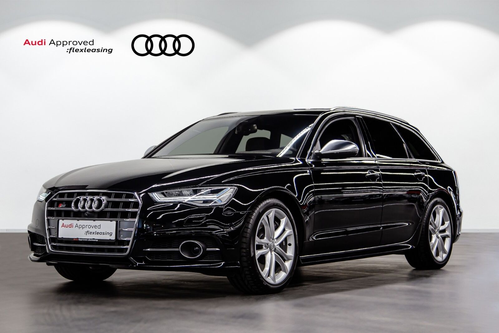 Audi S6 4,0 TFSi Avant quattro S-tr. 5d - 5.457 kr.