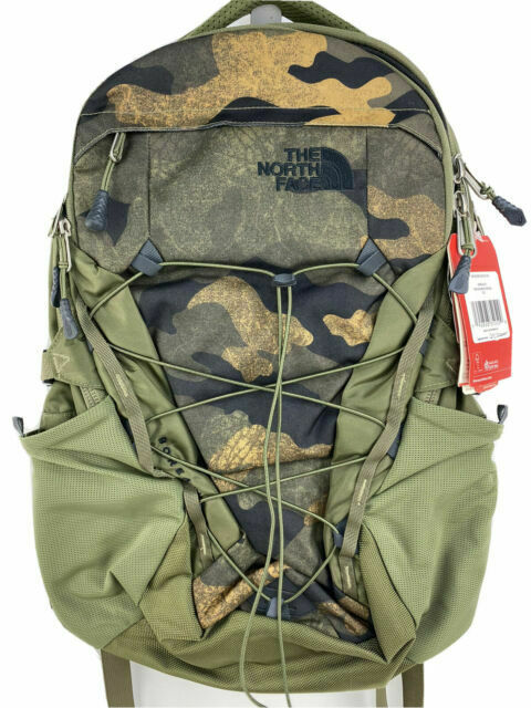 assistenza Basso sei  The North Face Tallac Backpack Ce89 Camo Military Green for sale online |  eBay