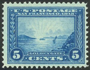 399-5c-Pan-Pacific-Lovely-Mint-NH-Single