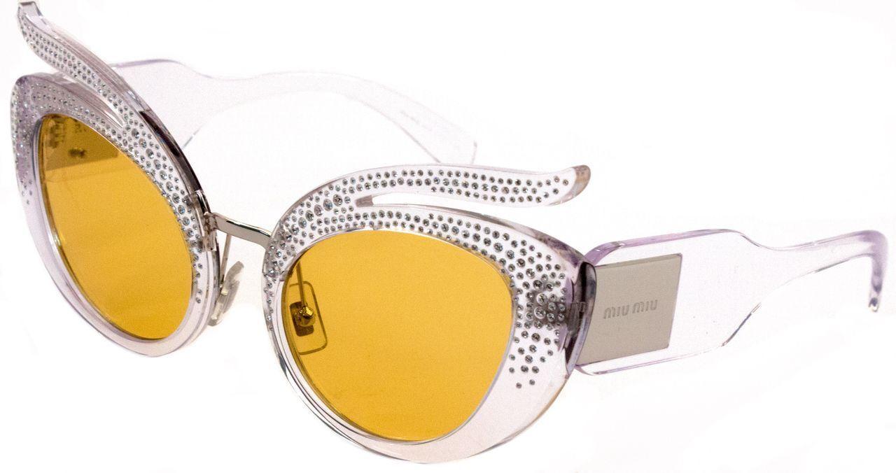 Miu Miu Sonnenbrille  Sunglasses SMU04T TIA-140 Etui    Spielzeugwelt, spielen Sie Ihre eigene Welt    Verschiedene aktuelle Designs    Schön und charmant