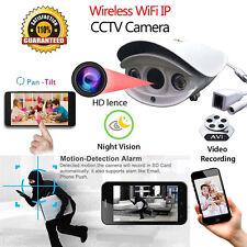 1080P HD IP Kamera Nachtsicht Überwachungskamera LED CCTV Versteckte Wasserdicht