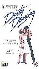 1 of 1 - Dirty Dancing (VHS/SUR, 2002)