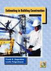 Estimating in Building Construction by Frank R. Dagostino and Leslie Feigenbaum (2002, CD-ROM / Hardcover)