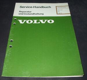 Werkstatthandbuch-Volvo-340-Motor-D16-D-16-ab-1984