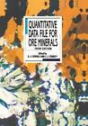 Quantitative Data File for Ore Minerals von A. J. Criddle und C. J. Stanley (2012, Taschenbuch)