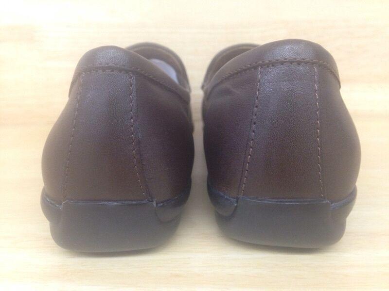 Hush Puppies Giza Braun Schuhe US Größe (Eu 6.5M (Eu Größe 4.5, UK 37.5) 557c19