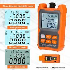 70 To 6dbm Fiber Optical Cable Tester Fiber Optic Power Meter Ftth Fiber C6l6