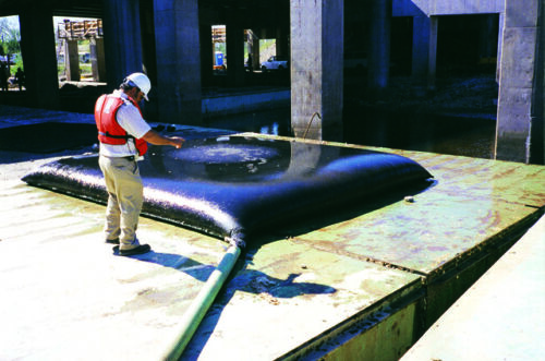 ULTRATECH 9724 O//S Dewatering Bag 6 X 6