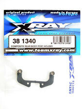 Xray M18 Composite Rear Body Post Holder 381340 modellismo