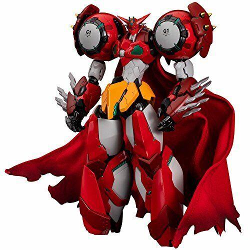 Riobot Getter Robo Devolution-últimos 3 Minutos Del Universo-Getter 1 sin escala