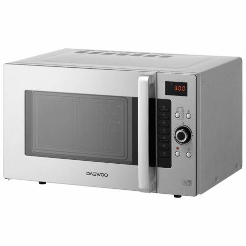 Daewoo Four Micro-ondes Combiné pour Cuisine KOC9Q4TS 28 L 900 W Argenté