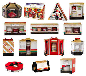 Yankee Candle Christmas Gift Sets Includes 2017 Perfect Christmas