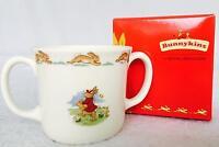 Royal Doulton Bunnykins Baby Hug A Mug With 2 Handles - Abc