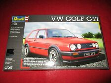 REVELL® 07005 1:24 VW GOLF GTI NEU OVP