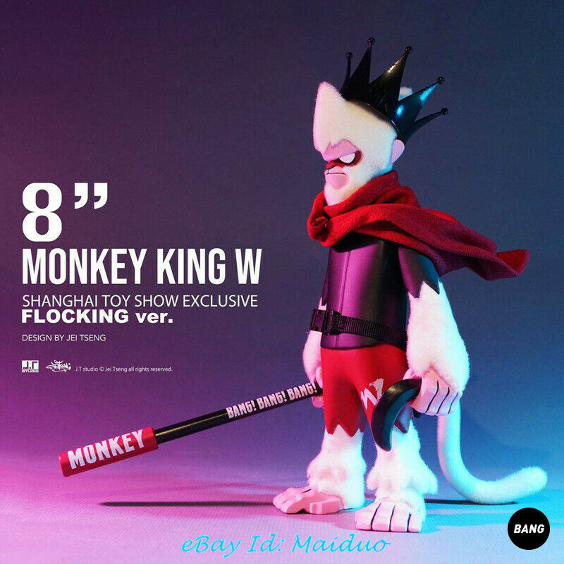 J.T STUDIO Monkey King Action Figure STS Collectibles New
