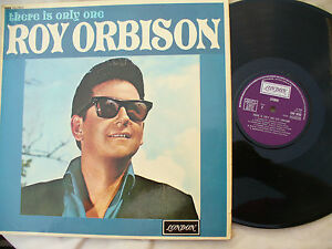 ROY ORBISON LP THERE IS ONLY ONE London stereo boxed shu 8252