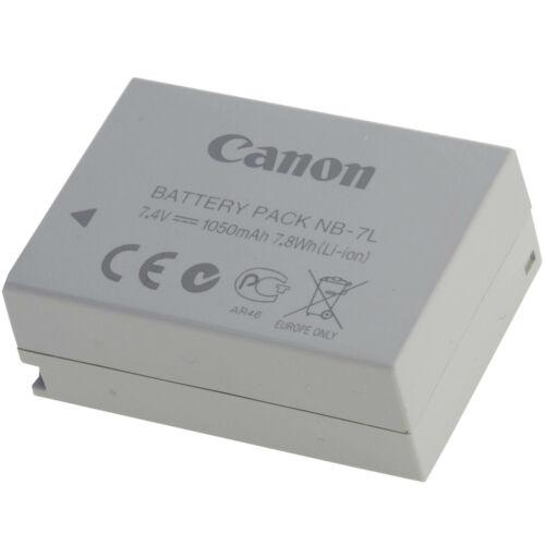 por Digi-Cámara Batería Canon Nb-7l para PowerShot G10 G11 G12 SX30 es 3153B001