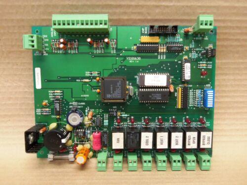 YS101630 Revision 1 Circuit Board Fire Alarm
