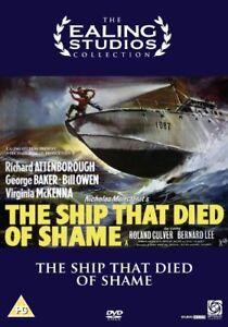 The-Ship-That-Died-of-Shame-aka-PT-Raiders-DVD-1955-Region-2