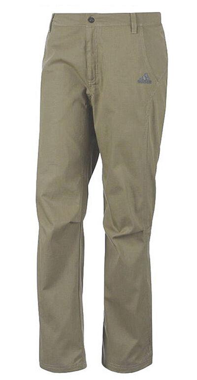 Pantaloni da trekking uomo Adidas Ht Comfort Pantaloni, Beige