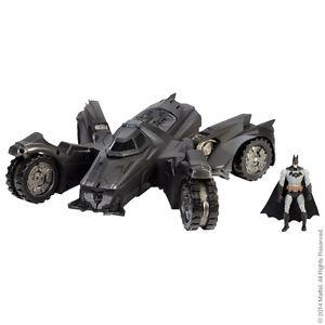 Sdcc-2014-Comic-With-Exclusive-Mattel-Arkham-Knight-Batman-Batmobile-New-New-RAR