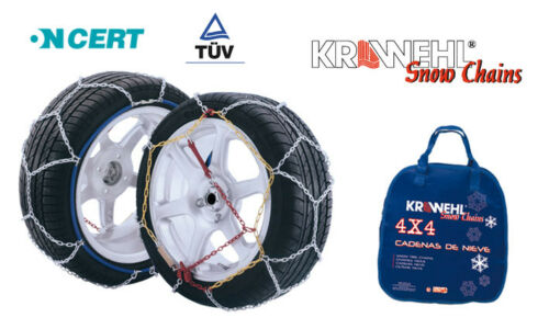 CHAINES NEIGE 4X4 Camping Car Utilitaires 8,40x15 9,00x15 245//70x15 255//70x15