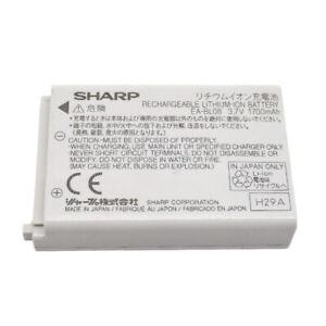 Sharp 3,7V 1700mAh Li-Ion Akku EA-BL08 Für Zaurus SL-C1000 SL-C3000 SL-C3100