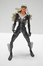 Toy Biz  Marvel Legends Spider-Man BLACK CAT Action Figure Great shape