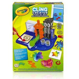 Crayola-Cling-Creator-Activity-Kit-Gel-Sticker-Playset-Toy