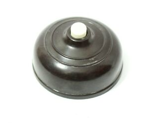 pl4643a Free Shipping Superior Art Deco Bakelite Press Button Quality In