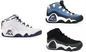 ba7fd1312bf5 Mens-Fila-Grant-Hill-GH-95-Mid-Retro-Classic-Basketball-Shoes ...