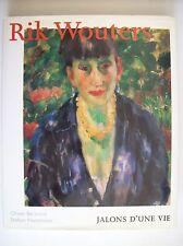 Rik Wouters peintre moderne belge peinture flamande vlaamse schilderij