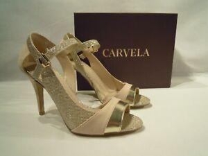 Carvela Kurt Geiger Cara Ankle Strap Sandals - Black in