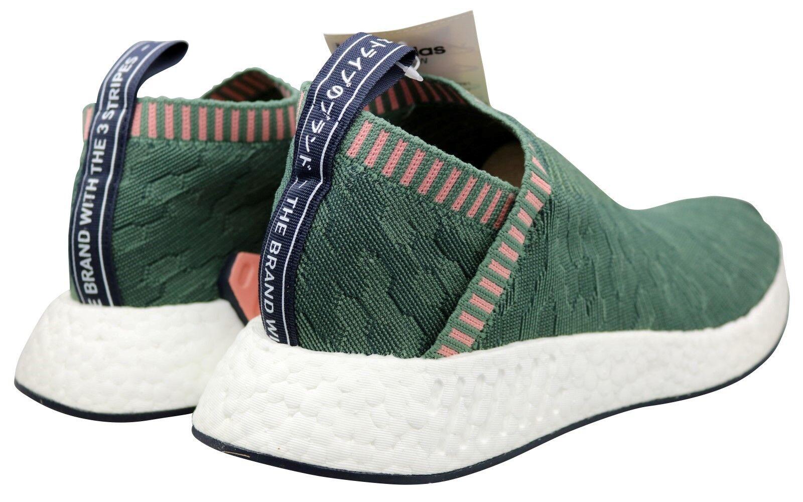 ADIDAS NMD CS2 PK W Primeknit Damen Damen Damen Sneaker BY8781 grün Gr. 36 - 42 NEU & OVP fb6644