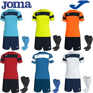 JOMA-FOOTBALL-TEAM-KIT-FULL-MATCHING-TEAMWEAR-STRIP-MENS-BOYS-KIDS-CHILDRENS-NEW
