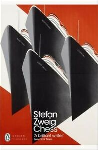 Chess-A-Novel-Paperback-by-Zweig-Stefan-Brand-New-Free-P-amp-P-in-the-UK