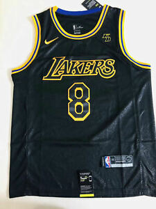 NBA La Lakers Black Mamba #8 #24 Kobe