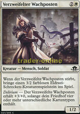 4x Verzweifelter Wachposten (Desperate Sentry) Eldritch Moon Magic