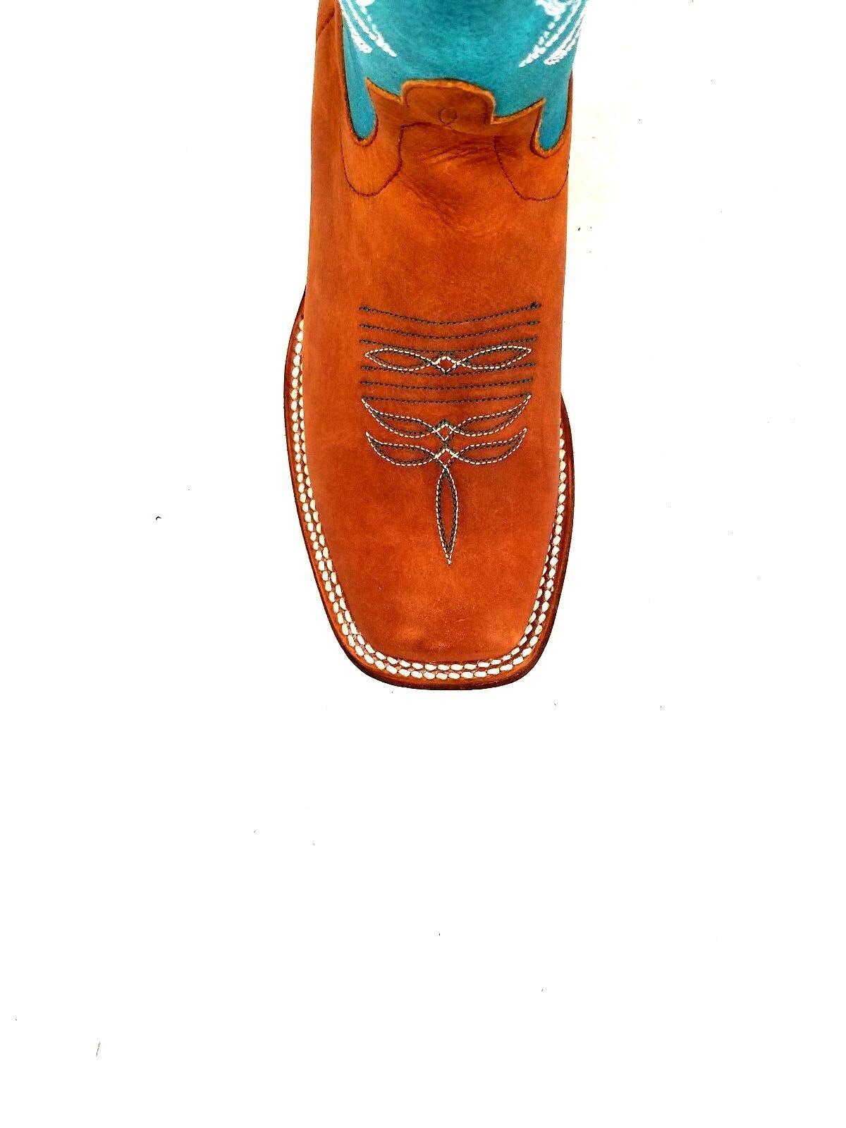 Macie Bean Pocket Top Again Square Toe Toe Toe Western Boots M9126 Zipper 2d72d6