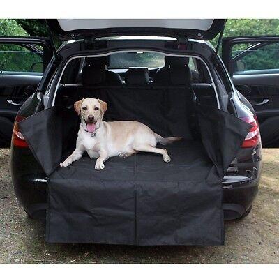 Xtremeauto Heavy Duty Car Boot Liner Mat /& Bumper Protector /& Mesh Grill Dog