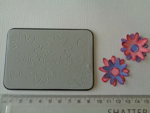 Sizzix Funky Layered Flowers Die Cutter **Craft Clear Out**