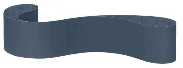 25 KLINGSPOR-Schleifbänder 13 x 610mm K40-K80 Stahl Edelstahl Inox Bandschleifer