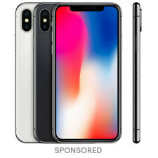 Apple iPhone X 64GB Unlocked Great Condition
