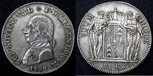 21-Batzen-1799-Suisse-Canton-Neuchatel-Argent
