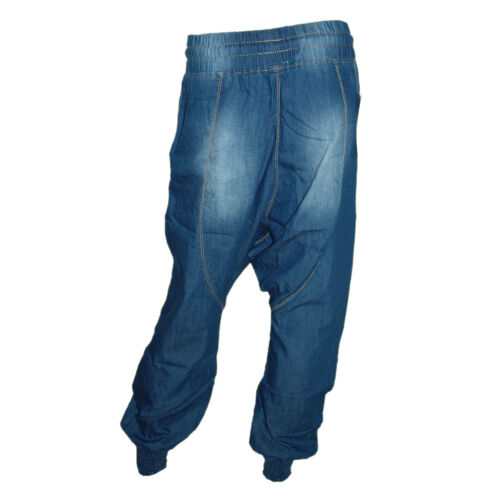 HaremS Sarouel Aladin Jeans Hose PumphoSe PluderhoSe Boyfriend Gr.36-46 #Mxxxx