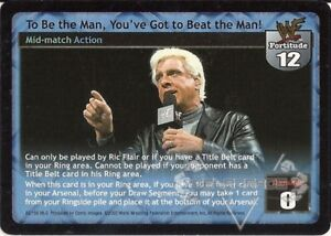 WWE-Raw-Deal-CCG-Summerslam-6-0-To-Be-The-Man-You-Gotta-Beat-The-Man-82-150