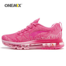 Onemix Women's Sport Running Shoes Ladies Pink Fashion Casual Outdoor Sneakers