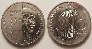 10 Francs Schuman Père De L'europe 1986, Spl !! Yrbb6t08-08005114-211884879