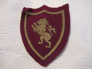 Italian National Football Team Logo Sheild Embroidered Iron on Sew on Patch #424