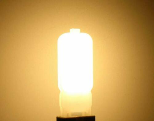 1//2pcs G9 8W LED Dimmable Capsule Bulb Replace Light Lamps AC220-240V LED Bulbs